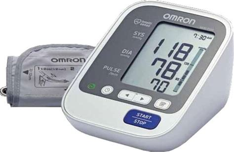 Omron Tensimeter Digital Hem 7130 Blood Pressure Monitor omron hem 7130 bp monitor omron flipkart