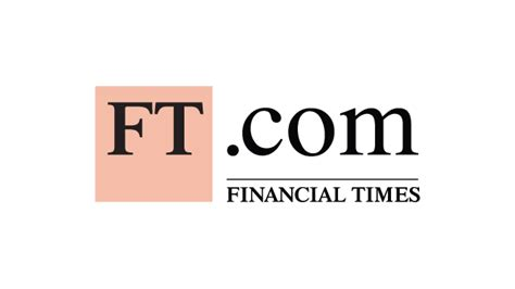 Financial Times Newsletter financial times logo vgroup