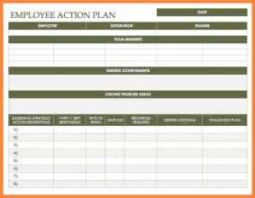 employee engagement plan template 7 employee plan template bussines 2017