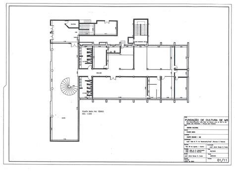 plantas baixas plantas baixas centro cultural jos 233 oct 225 vio guizzo