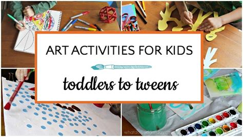 art  craft activities  kids