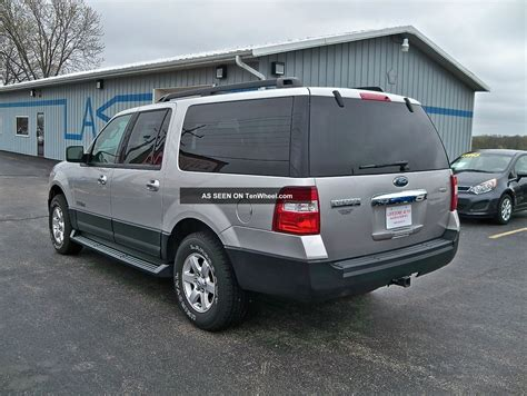 2007 ford expedition reviews 2007 ford expedition max reviews