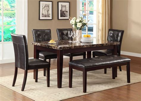 furniture faux marble top dining table equipped with teague dining table faux marble top dining tables he