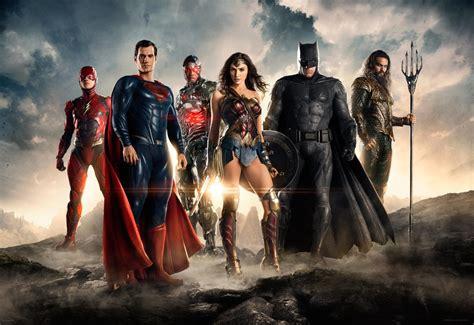 justice league film series first justice league trailer batman assembles a power