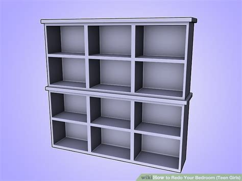 steps to redoing a bedroom how to redo your bedroom teen girls with pictures wikihow