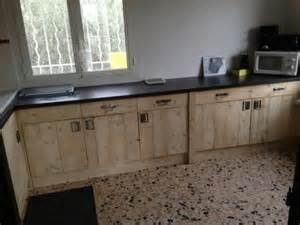 cabinets made from pallets for the home