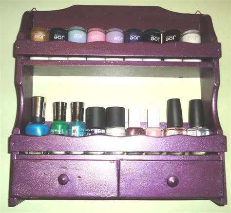 Wooden Nail Rack by 31 Diy Racks For Nail Display Guide Patterns