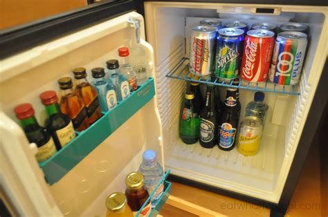 mini fridge room hyatt is listening a hotel s dedication to every guest