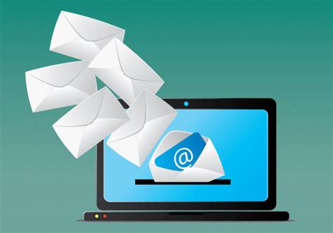 bandeja de entrada de correo electr 243 nico en la computadora - Bandeja De Entrada De Correo Electronico