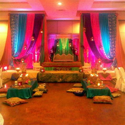 Henna Decorations by 17 Best Images About Wedding Mehndi Decor Stages On