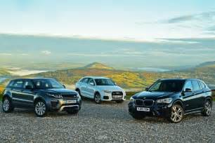 bmw x1 vs range rover evoque vs audi q3 pictures auto