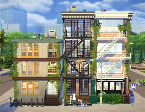 B Q Awnings Sims 4 Custom Content Finds Apartment Build Download