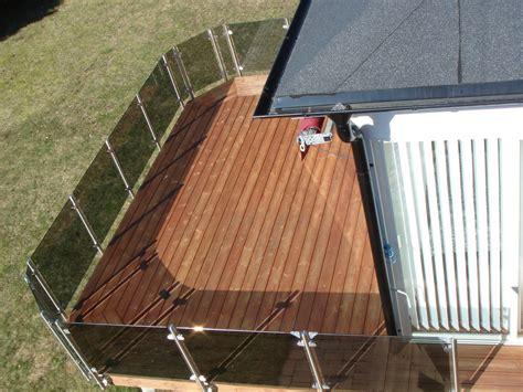 terrassenüberdachung alu glas mit montage terrassengel 228 nder ma 223 gefertigte baus 228 tze mit glas