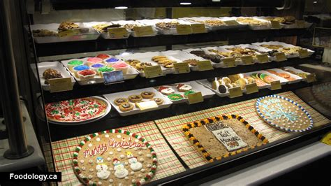 nestle toll house cookie cake nestle toll house cafe open at guildford mall foodology