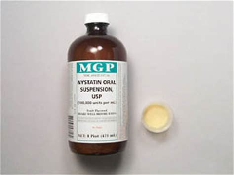 Nymiko Nystatin Suspensi Drop nystatin uses side effects interactions pictures warnings dosing webmd