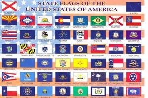list of all states in usa all 50 state flags all 50 state flags of the united