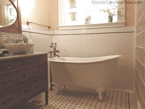 cast iron swedish slipper tub classic clawfoot tub
