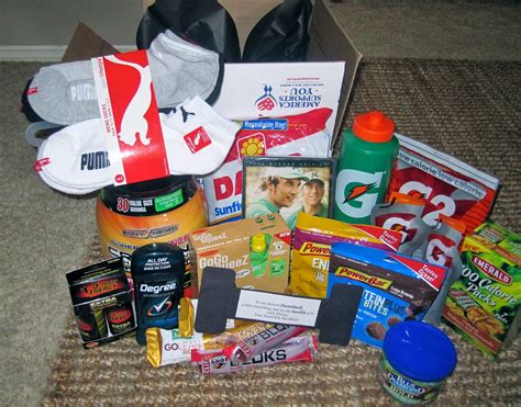 Gift Ideas For Soldiers - care package for boyfriend on a mission themed