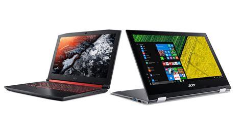 komputer riba acer nitro 5 dan spin 1 dilancarkan amanz