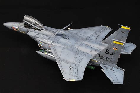 Painting F 15 Model by F 15e Strike Eagle Hasegawa 1 72 Build And Painting To Finish