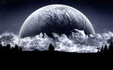 Wallpaper Dark Moon | dark moon wallpapers hd wallpapers id 514