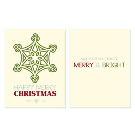 Digital Holiday Card Carolgpapercrafts Com Merry Greeting Card Template