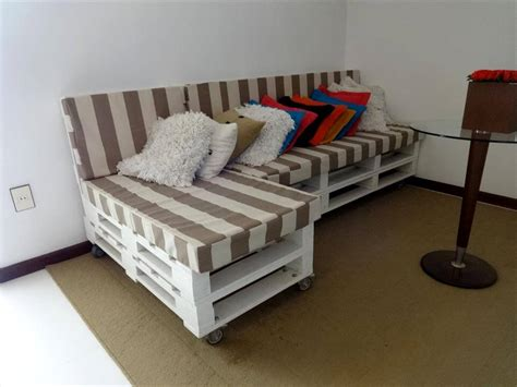 sofa on wheels diy pallet furniture and decoration ideas