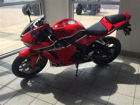 used honda cbr600rr 2017 honda cbr600rr for sale troy oh 53102