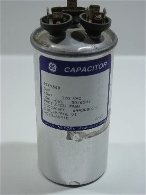 dual capacitor for heat pumps byrant heat hvac diy chatroom home improvement forum