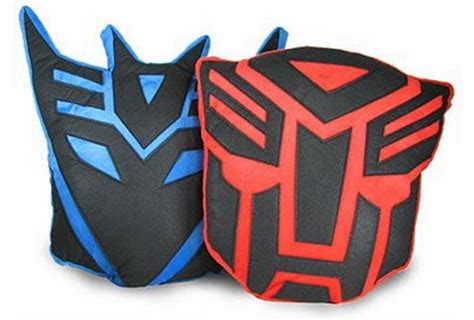 Transformers Pillow by Unique Pillows And Creative Pillow Designs