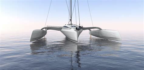 trimaran grainger tr42 performance trimaran grainger designs catamarans