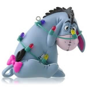 2014 totally tangled eeyore winnie the pooh disney