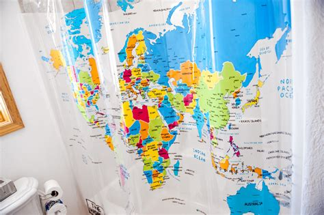 Shower Curtain Map by Curtain Map Shower Harley Davidson Shower Curtains One Of