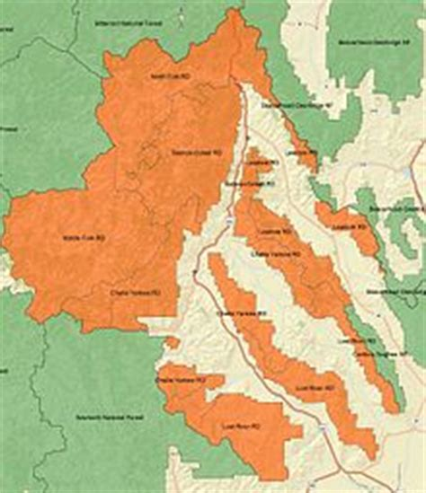 Forest Service: Forest Service Idaho