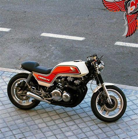 honda cb 900 honda cb900 cafe racer inspired streetfighter bikermetric