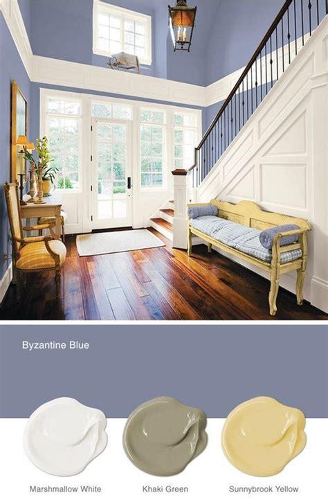 Il Colore In Casa by Colori Moda Pareti Casa Prova Il Byzantine Blue
