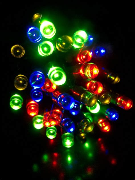 string lights 300 multi colour superbright twinkle led