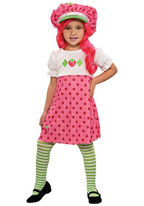 toddler strawberry shortcake costume strawberry shortcake costumes