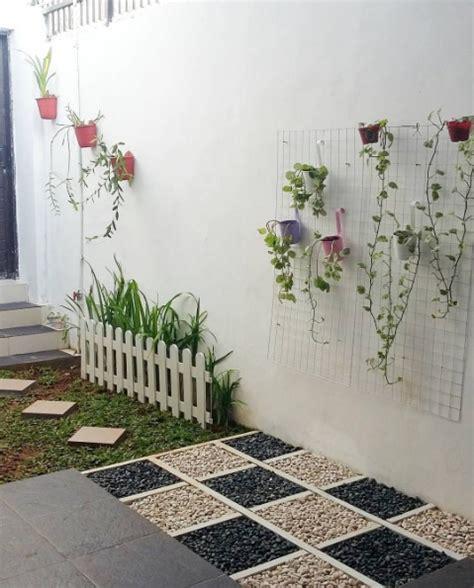 Pagar Bunga Putih Shabby Chic contek dekorasi rumah minimalis tipe 36 ala instagramers