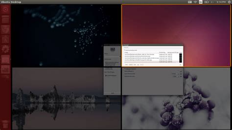 ubuntu reset unity ubuntu 14 04 set different wallpaper for each workspace