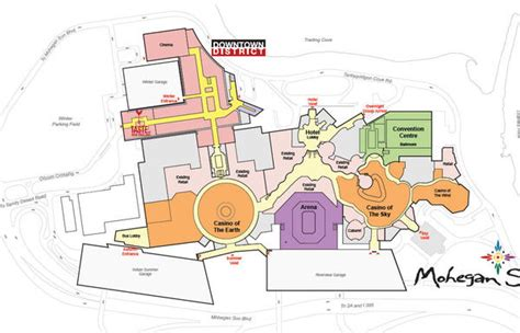foxwoods casino floor plan mohegan sun mohegan sun announces 50 million expansion
