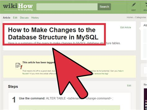 how to create an database free how to create a database in mysql 12 steps with pictures