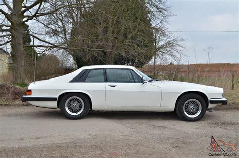 1980 jaguar xjs auto white