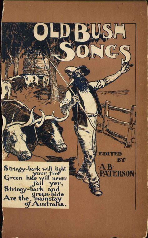 base ballads classic reprint books bush ballad wikiwand