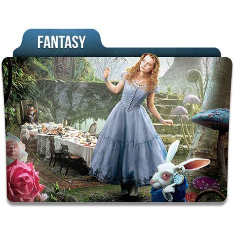 rekomendasi film genre fantasy fantasy icon movie genres folder iconset limav