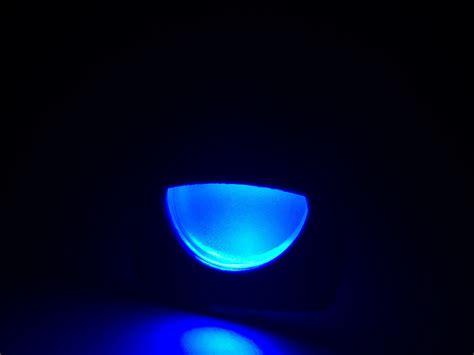 marine led courtesy lights marine boat led rv trailer blue square shape courtesy