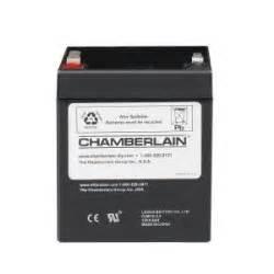 Chamberlain Garage Door Opener Repair Chamberlain Replacement Garage Door Opener Battery 4228 The Home Depot