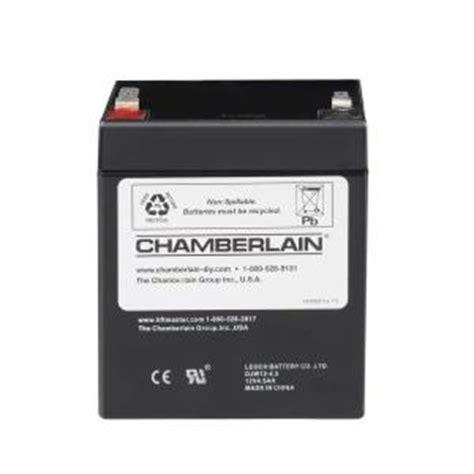 Chamberlain Garage Door Remote Battery Chamberlain Replacement Garage Door Opener Battery 4228 The Home Depot