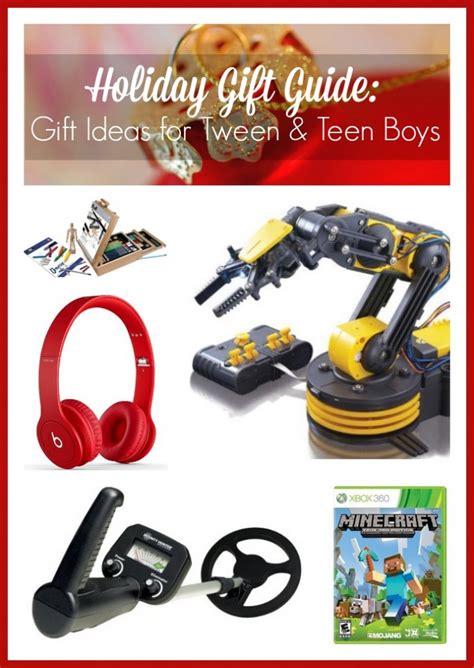Holiday Gift Guide Gift  Ee  Ideas Ee   For Tween Teen Boys
