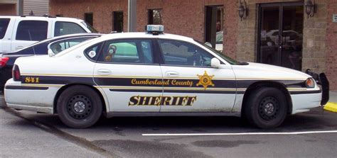 Cumberland County Sheriff Office by Cumberland County